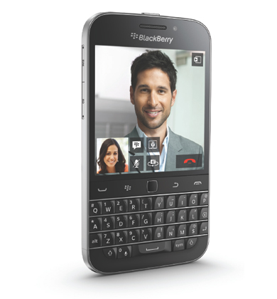 BLACKBERRY CLASSIC<br/>LIMITED EDITION
