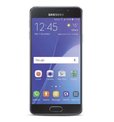 SAMSUNG GALAXY <br/>A3 2016 16GB