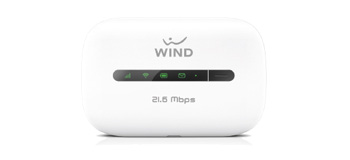 Wind business router wifi incluso